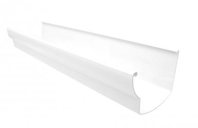 profil goutti re ovation long 2 m coloris blanc. Black Bedroom Furniture Sets. Home Design Ideas