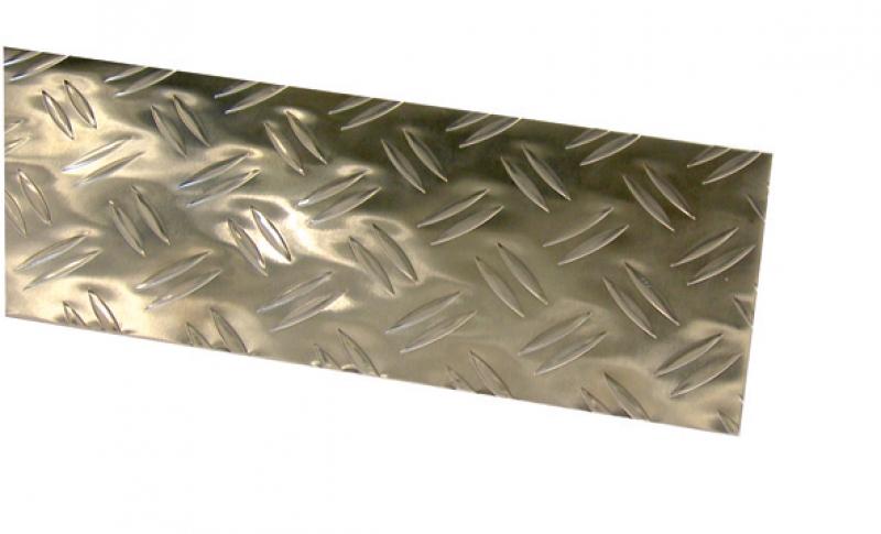 t le grain de riz en alu brut dim 250x500 mm p 1 5 2 0 mm en vrac. Black Bedroom Furniture Sets. Home Design Ideas