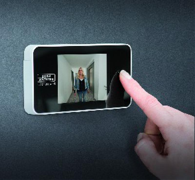 judas lectronique door eguard dg8100 angle de vision. Black Bedroom Furniture Sets. Home Design Ideas
