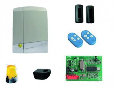 Kit Automatisme Bxv600k04 Pour Portail Coulissant Jusqu A 600 Kg 18