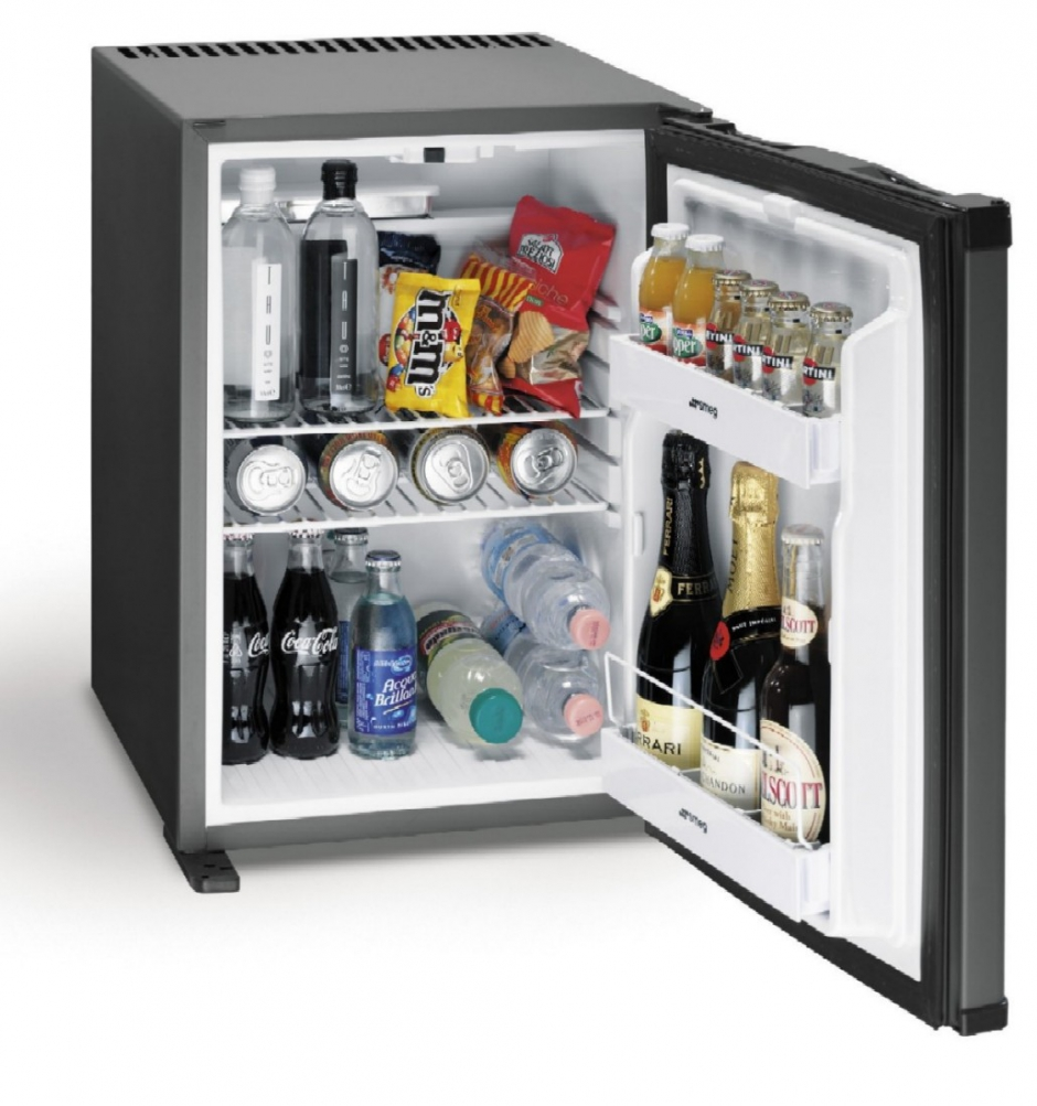 gros lectrom nager r frig rateur mini bar 40l smeg amb42 2. Black Bedroom Furniture Sets. Home Design Ideas
