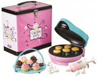 COFFRET CUPCAKES RETRO SERIES SIMEO