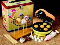 COFFRET CAKE POPS RETRO SERIES SIMEO