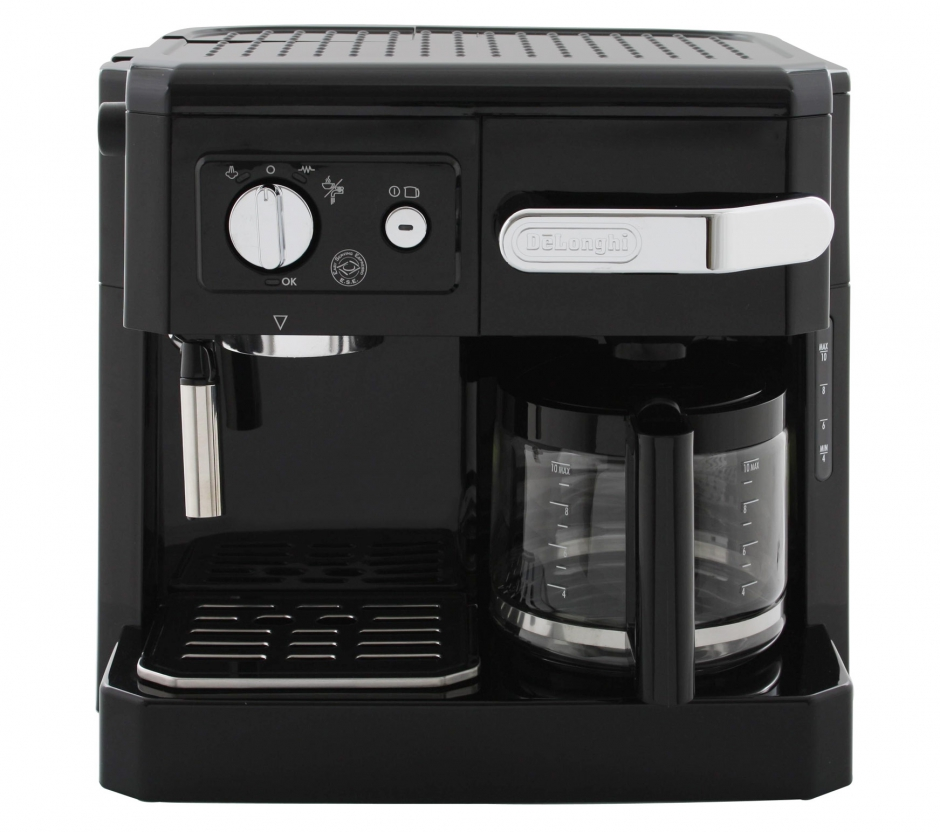 petit electrom nager robot caf expresso combine delonghi bco410. Black Bedroom Furniture Sets. Home Design Ideas