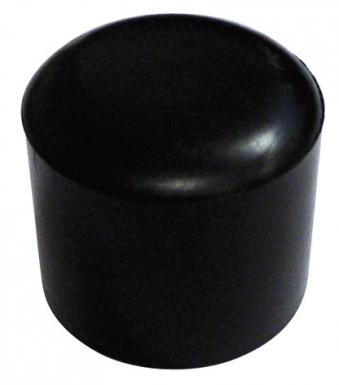 embout ext rieur pour tube rond caoutchouc noir 10 mm vrac. Black Bedroom Furniture Sets. Home Design Ideas