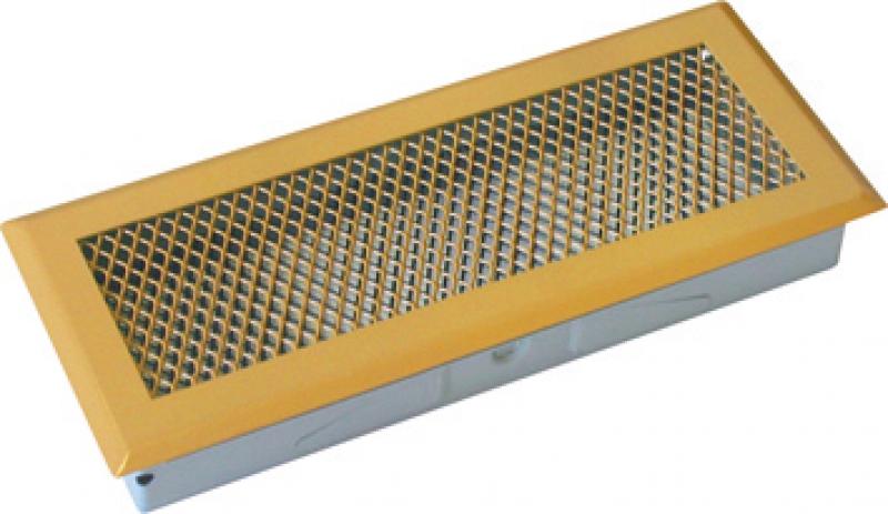 grille a ra chemin e cadre gold grille acier av pr cadre. Black Bedroom Furniture Sets. Home Design Ideas