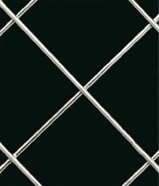 Panneau soud serrurerie galva maille 50x50 fil 4 0 mm dim 2 0x1 0 m - Treillis soude maille 50x50 ...