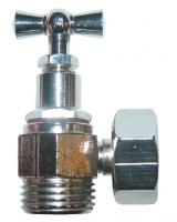 robinet d'arrêt équerre laiton pour réservoir de chasse -...