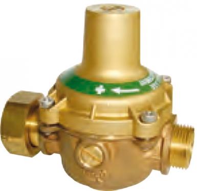 R ducteur de pression 11 ep bronze long 73 mf 20x27 - Reducteur pression chauffe eau ...