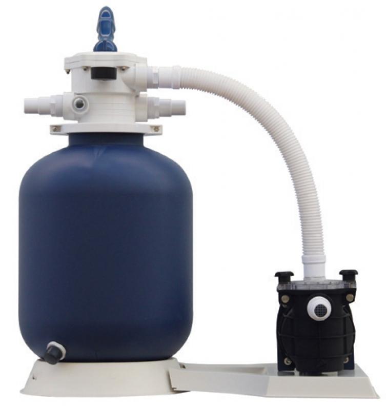 Platine de filtration 8 m3 h pour bassin jusqu 36 m3 for Platine filtration piscine