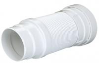 pipe souple WC à mémoire de forme - Ø embout mâle 100/93...