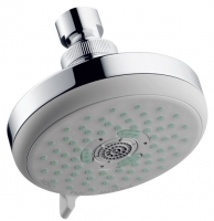 douche CROMA 100 Multi, 3 types de jets - chromé