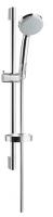 barre Unica C/Croma vario 100 - H 65 cm - porte savon - flex...