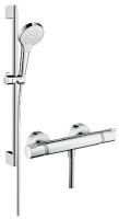 barre Combi Croma Select S Vario - H 65 cm - mitigeur - chro...