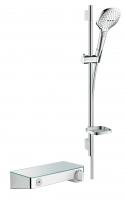 barre Combi Raindance Select E 120 - H 65 cm - mitigeur - ch...
