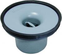 dispositif anti-odeur - Ø 125 mm - garde d'eau 50 mm...