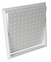 trappe de visite polystyrène blanc - 30x30 cm - pour 4 carr...