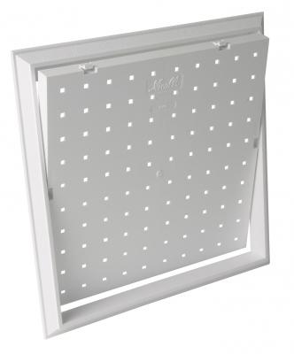 salle de bain accessoires wc trappe de visite polystyr ne blanc 30x30 cm pour 4 carreaux. Black Bedroom Furniture Sets. Home Design Ideas