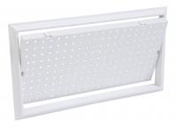 trappe de visite polystyrène blanc - 40x20 cm - pour 2 carr...
