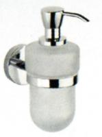 distributeur de savon liquide mural avec pot en verre - Foru...