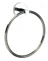 porte-serviette à anneau - Forum 3600 - chromé