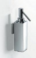 distributeur de savon liquide - Metric - chromé