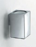 porte-verre - Metric - chromé