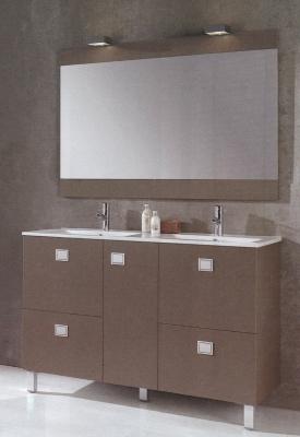 salle de bain largeur 120 cm meuble kerlan 120 cm h 72 5 cm p 46 cm 1 porte 4 tiroirs. Black Bedroom Furniture Sets. Home Design Ideas