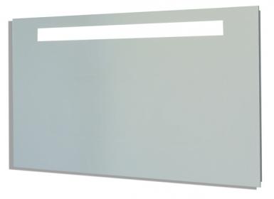 Miroir reflet sens 90 cm clairage horizontal led for Miroir reflet sens 90