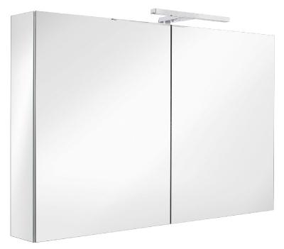 Salle De Bain Armoires De Toilettes Armoire De Toilette Ice Box Largeur 80 Cm 2 Portes