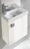 meuble avec lave-mains Adak 40 cm (H 55,5 cm / P 23,5 cm) - ...