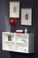 module Doki étagère (sans porte) 45 x 45 cm (P 22,6 cm) - ...