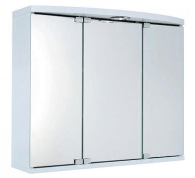 armoire toilette maxi 45 en m lamin blanc lxhxp. Black Bedroom Furniture Sets. Home Design Ideas