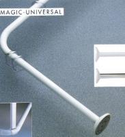 support de plafond pour barres Magic-Universal - hauteur 60 ...
