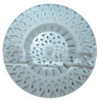 grilles universelles Ø 70 - ABS blanc - par 2 pièces sous ...