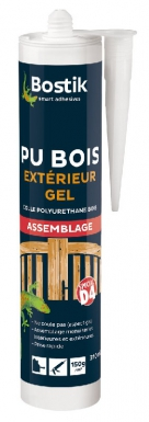 colle bois ext rieur gel cartouche 310 ml. Black Bedroom Furniture Sets. Home Design Ideas
