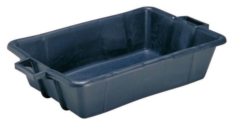 auge de ma on plastique noir avec poign es cont 10. Black Bedroom Furniture Sets. Home Design Ideas
