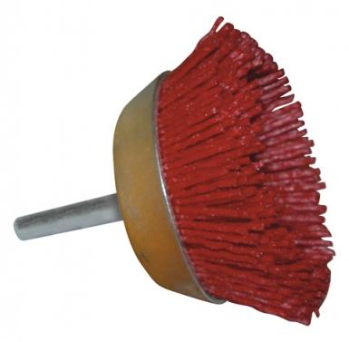 polybrosse coupe 45 mm rouge. Black Bedroom Furniture Sets. Home Design Ideas