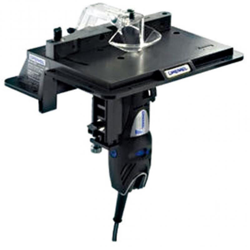Table de fraisage toupillage plan de travail de 203x152 mm - Table de fraisage ...