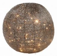 BOULE LUMINEUSE BE POP FER D30