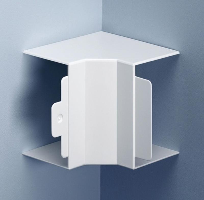 Angle int rieur pour domus lfg 40x57 blanc for Domus interieur