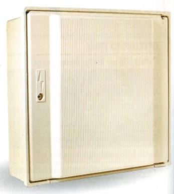 coffret edf paninter 60 90 a avec hublot hxlxp 516x536x200 gris. Black Bedroom Furniture Sets. Home Design Ideas