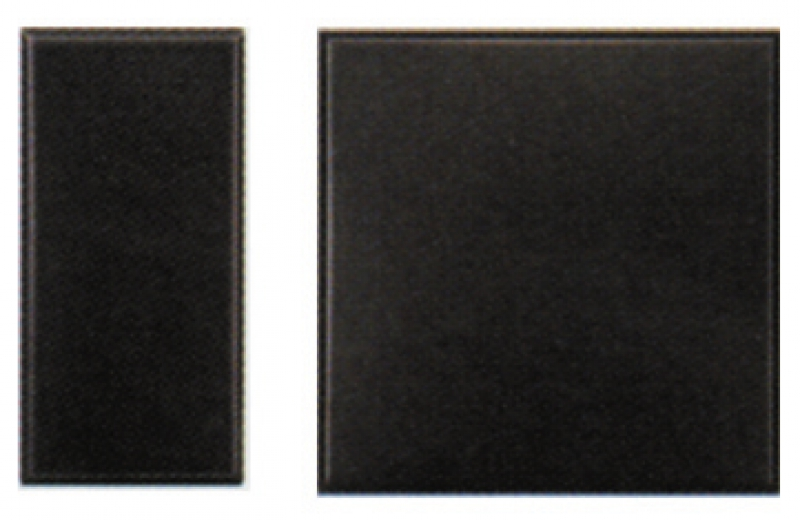 obturateurs 2 modules finition anthracite. Black Bedroom Furniture Sets. Home Design Ideas