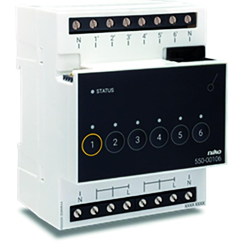module de commande 3x pour trois circuits diff niko. Black Bedroom Furniture Sets. Home Design Ideas