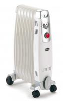 radiateur à bain d'huile BHN155  L x H x P : 335x640x235 mm...