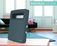 Soufflant à thermostat mécanique ETNO 1000/2000 W cl II su...