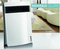 Soufflant à thermostat mécanique LITO 1000/1800 W cl II su...
