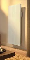 radiateur à inertie CALISSIA HxLxP: 1350 x 470 x 120 mm - V...