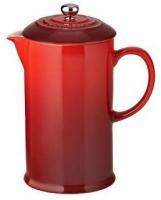 cafetière Piston individuelle - 350 ml - coloris cerise...
