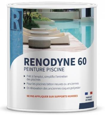peintures piscine 662761 peintures piscine caoutchouc chlor - Peinture Piscine Caoutchouc Chlore